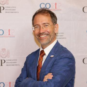 Baridon Daniel - Consulente Finanziario Professionista (CFP), Socio COFIP