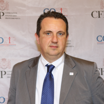 Damiani Marco, Consulente Finanziario Professionista (CFP), Socio COFIP