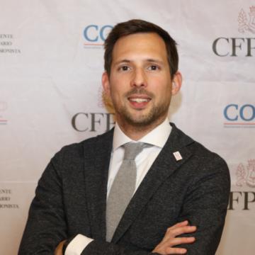 Mason Alberto - Consulente Finanziario Professionista (CFP), Socio COFIP