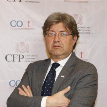 Aloise Valter Antonio - Consulente Finanziario Professionista (CFP), Socio COFIP