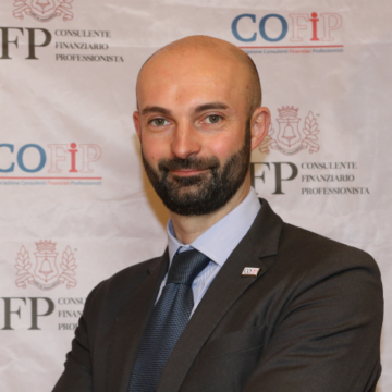 Caneva Claudio - Consulente Finanziario Professionista (CFP), Socio COFIP