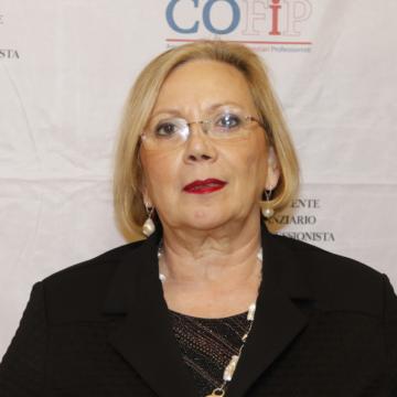 Cardone Angela - Consulente Finanziario Professionista (CFP), Socio COFIP