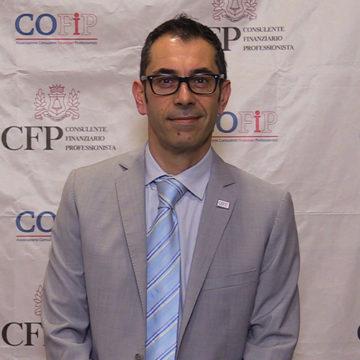 Chiari Gilberto, Consulente Finanziario Professionista (CFP), Socio COFIP