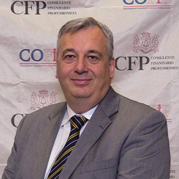 Pretto Gianni, Consulente Finanziario Professionista (CFP), Socio COFIP