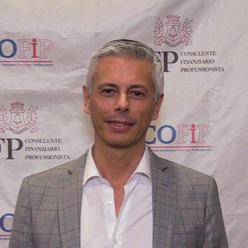 Zuffellato Alberto - Consulente Finanziario Professionista (CFP), Socio COFIP