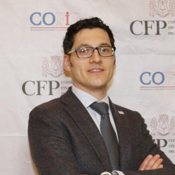 Pantarotto Stefano - Consulente Finanziario Professionista (CFP), Socio COFIP