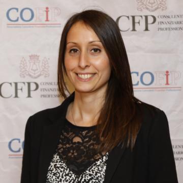 Schiavon Alessia - Consulente Finanziario Professionista COFIP (CFP)
