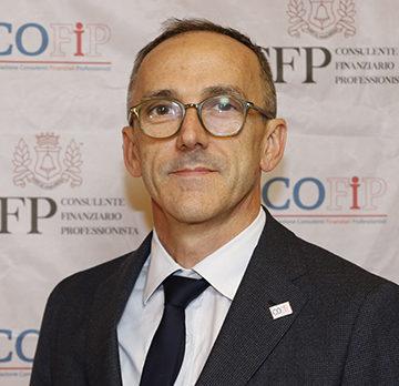 Turla Pierluigi, Consulente Finanziario Professionista (CFP), Socio COFIP