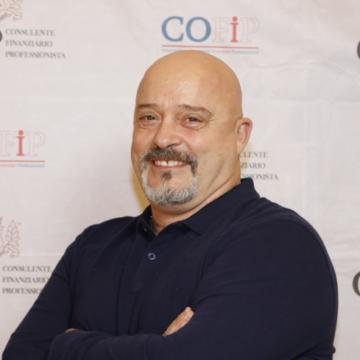 Ciarleglio Giampiero, Consulente Finanziario Professionista (CFP), Socio COFIP