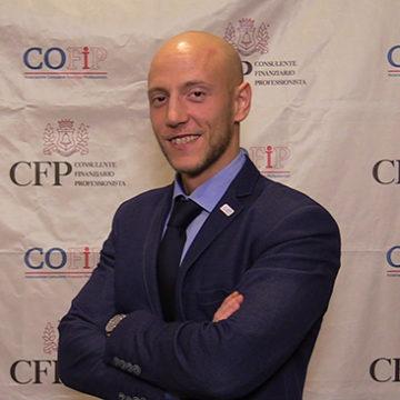 Masiero Michele, Consulente Finanziario Professionista (CFP), Socio COFIP