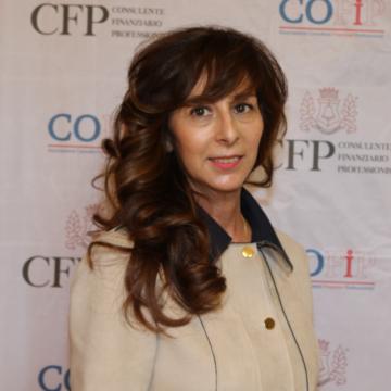 Spisni Claudia, Consulente Finanziario Professionista (CFP), Socio COFIP