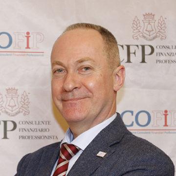 Zerio Giorgio - Consulente Finanziario Professionista (CFP), Socio COFIP